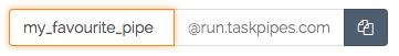 TaskPipes Email Trigger